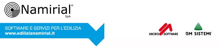 Microsoftware - BM Sistemi - Edilizia Namirial