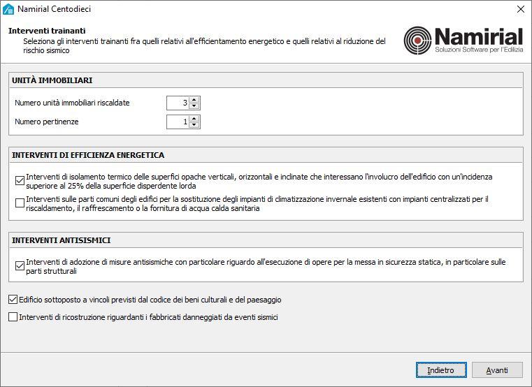 Software Superbonus 110 - Centodieci - Img. 2