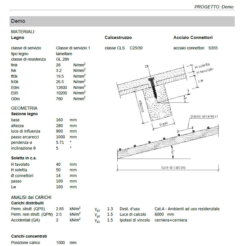CalcOnFlight - Relazione di calcolo