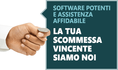 Software potenti e assistenza affidabile