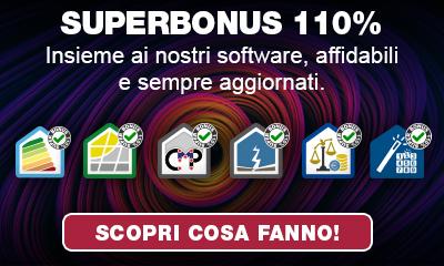 Ecobonus e Sismabonus - Superbonus 110%