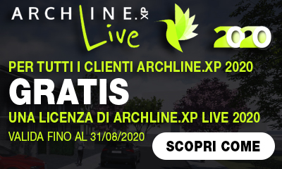 ARCHLine.XP Live - Promo Estate 2020