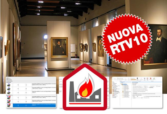 Webinar - Nuova RTV 10