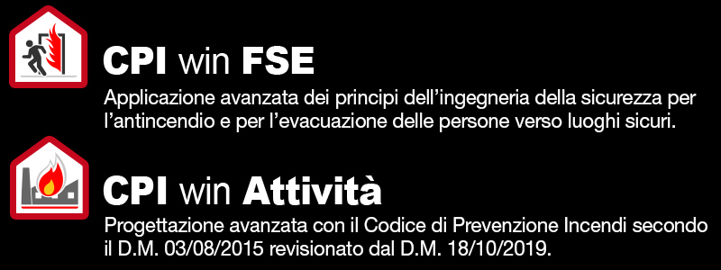 CPI win FSE - CPI win Attività