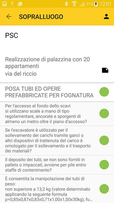 App Sicurezza Cantieri - 4