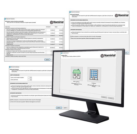 Immagini software Superbonus Centodieci