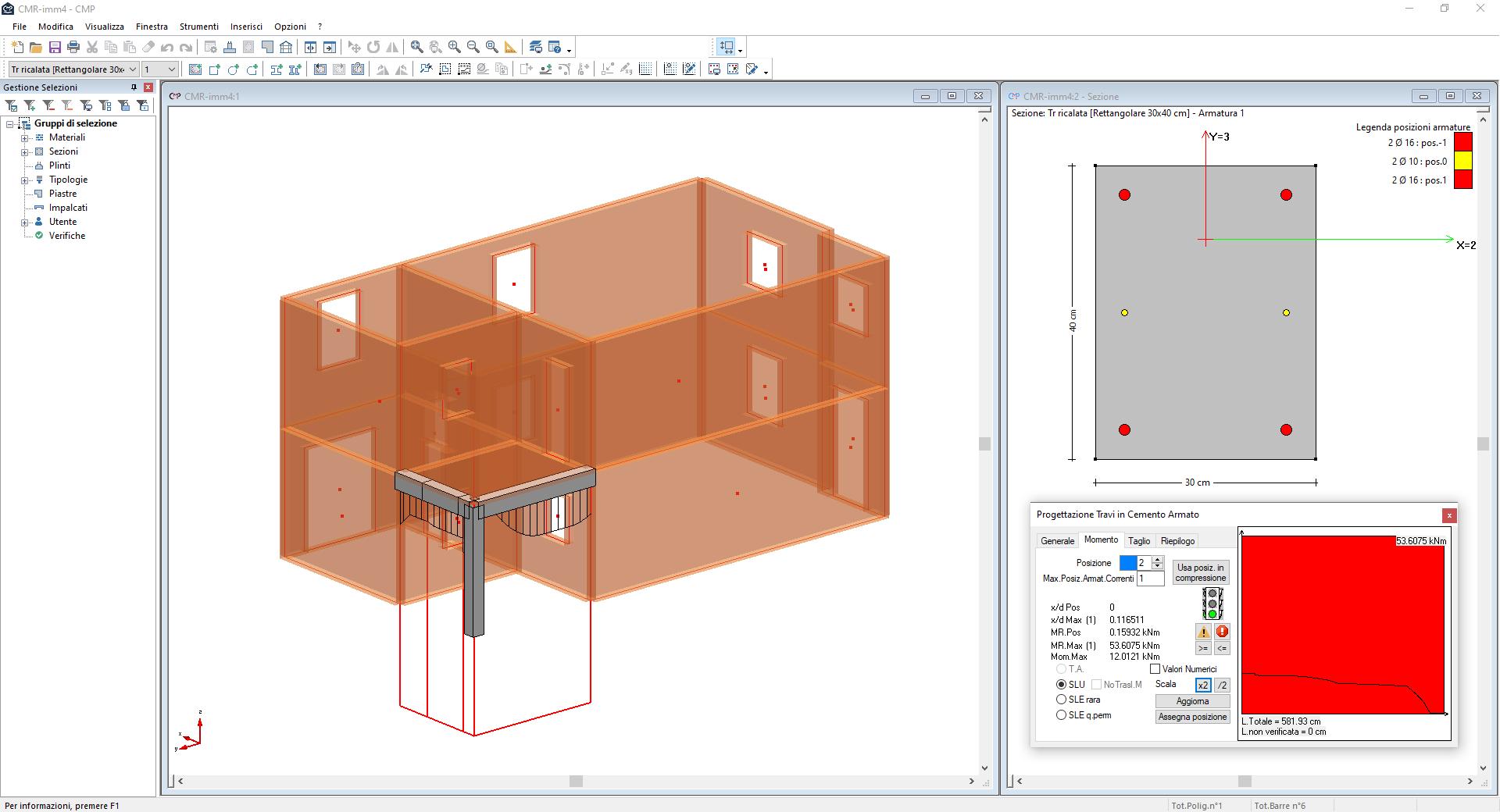 Progettazione e verifica di strutture miste acciaio - c.a.