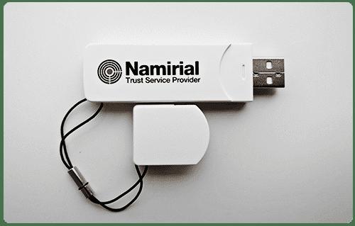 Token USB