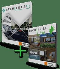 Bundle ARCHLine.XP LT + ARCHLine.XP Live