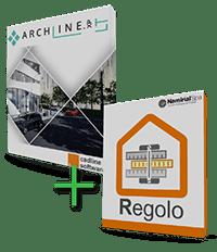 Bundle ARCHLine.XP LT + Namirial Regolo