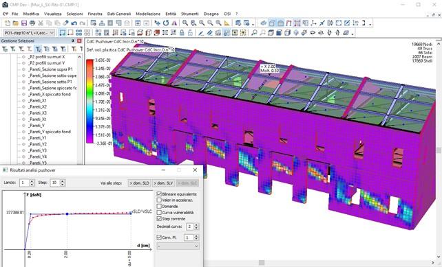 Analisi edificio in muratura - Img 1