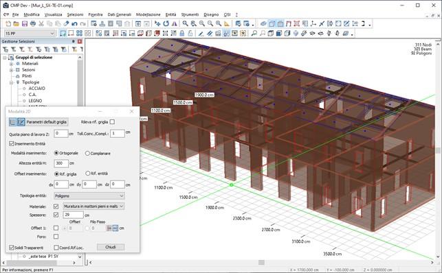 Analisi edificio in muratura - Img 3