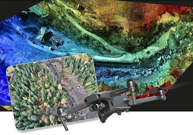 Drone - Strato fotogrammetria