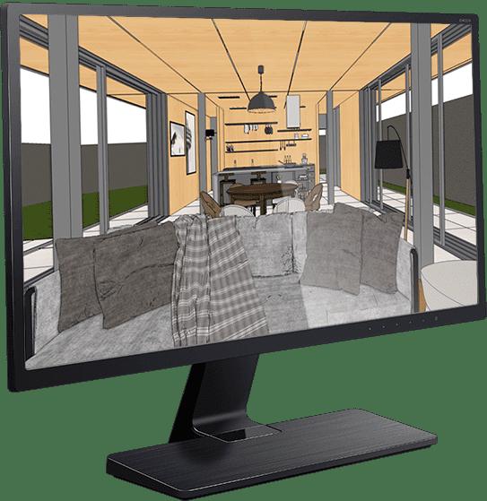 Simulazioni realistiche - ARCHLine.XP Live