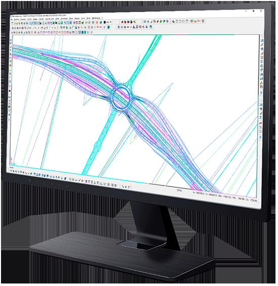 Software progettazione strade