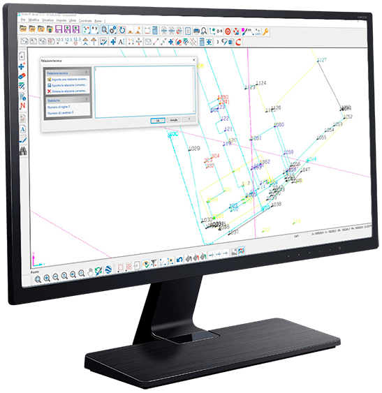 Software topografia e catasto gratis