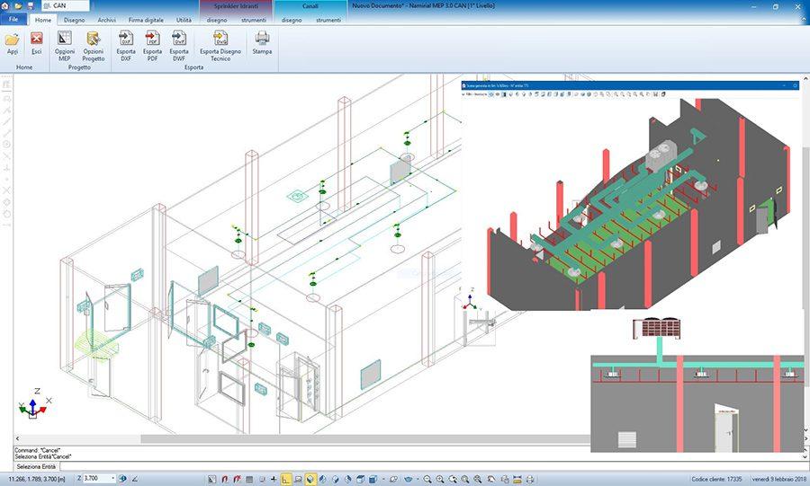progettazione canali aria - 2