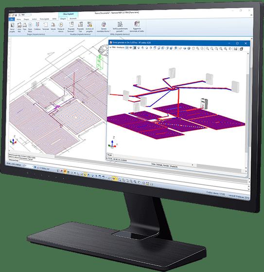 Software Progettazione Impianti Termici