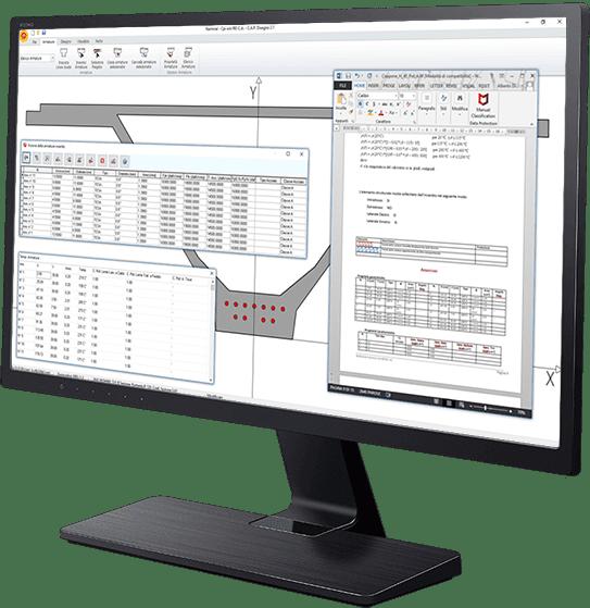 Software Calcolo Resistenza al Fuoco Strutture - CPI win REI