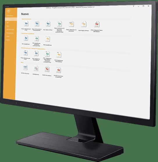 Software PSC - Software POS - Sicurezza Cantieri