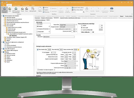 Software valutazione rischi - Sicurezza Lavoro