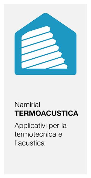 Software Termotecnica e acustica