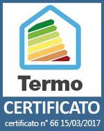 Termo certificato CTI