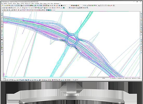 Software progettazione stradale - Strato