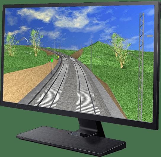 Software progettazione ferroviaria - Strato