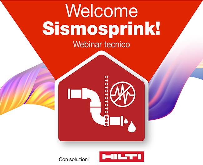 Webinar Welcome Sismosprink